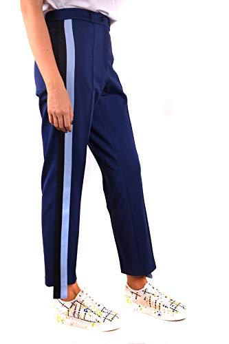Golden Pantalón Goose Algodon Ezbc011030 Azul Mujer XXxrPq