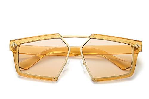 polarizadas de Retro de Gafas de C Personalidad Sol Ojos Gafas Hombre Intellectuality C Mujer Sol xPptqxwn
