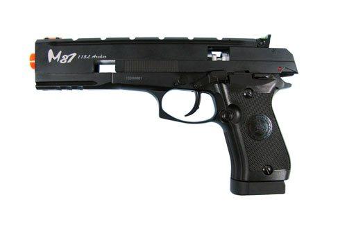 wg model-4115l full metal m87l arquero co2 retroceso (pistola de Airsoft)
