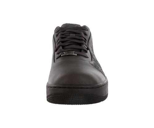 Nike Air Force 1 Supreme 07 Mens Basketball Shoes Brown 33mOa5G