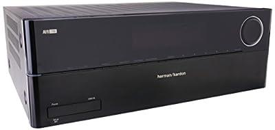 Harman Kardon AVR 2700 7.1-Channel 100-Watt Network-Connected Audio/Video Receiver