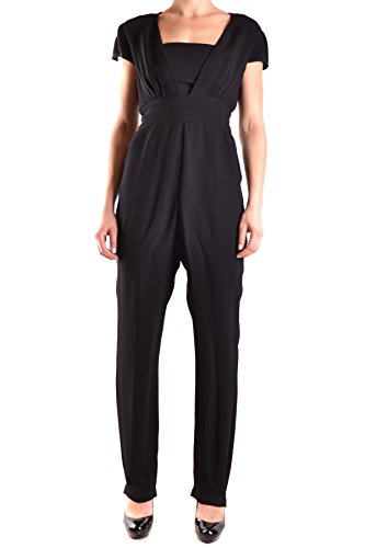 ARMANI JEANS Women's Mcbi025203o Black Viscose - Jeans Armani Suits