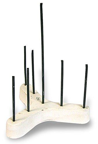 Ceramic Doll Stilt For Kiln Firing of Tall Ceramic and Pottery (Ceramic Pottery Kiln)