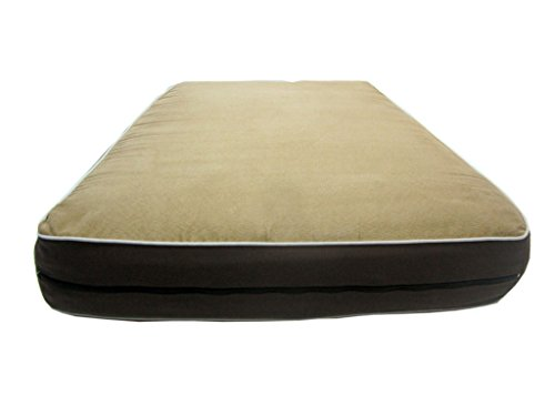 Pet Bed Cushion w/Removeable Cover