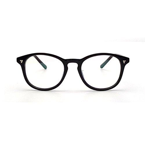 ... Aoligei Retro lunettes cadre Fashion centaines images étudiant cadre  miroir C 40c0c4ef80c8