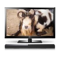 LG 42LM3700 42″ 1080p 60Hz LED 3D TV w/ Soundbar, Best Gadgets