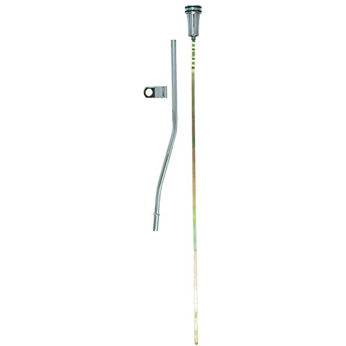 Spectre Performance 57235 Chrome Engine Oil Dipstick with O-Ring Grip Design Handle (Dipstick Handle)