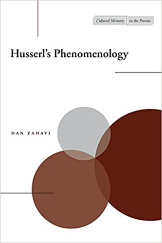 Husserl/'s Phenomenology