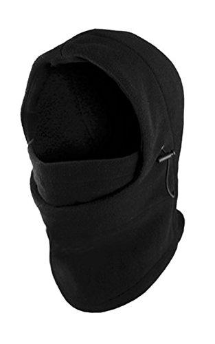 HushGecko Fleece Windproof Balaclavas Multi Functional