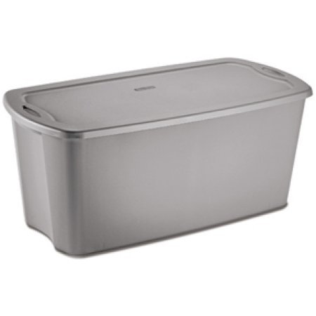 50 gallon plastic container - 7