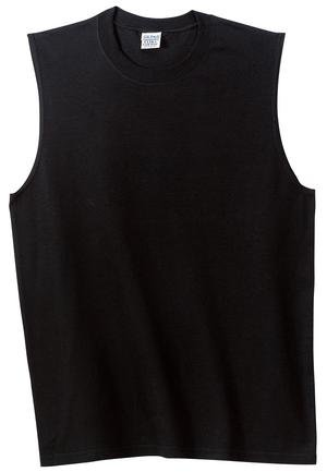Gildan mens Ultra Cotton 6 oz. Sleeveless - Tank Gildan Top Cotton