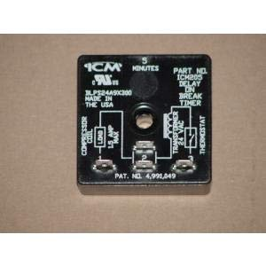 ICM ICM205 5 Minute Off Cycle Timer