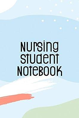 nursing student notebook funny nursing theme journal includes