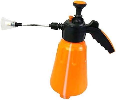 Pulverizador de agua con boquilla larga y pulverizador automático, pulverizador para regar macetas y regar para el hogar, jardín, 1, 5 l: Amazon.es: Jardín