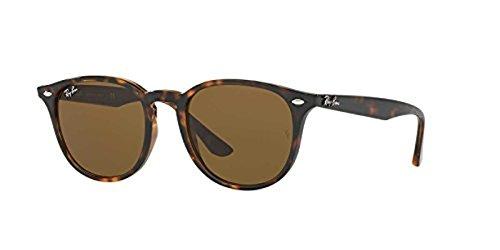 Ray-Ban Men's Keyhole Sunglasses, Havana/Brown, One - Ray Tortoiseshell Ban