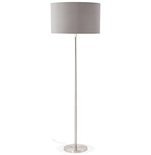 ALTEREGO - Lámpara de pie Design Living Big gris de altura ...