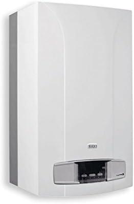 Caldera de condensación a gasóleo Baxi Luna3 Avant+, 24 kW, directiva Erp, metano: Amazon.es: Hogar