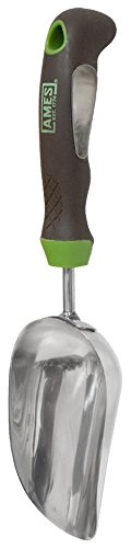 The AMES Companies, Inc 2445400 Ergo Gel Grip Hand Soil Scoop (Ames Scoop)
