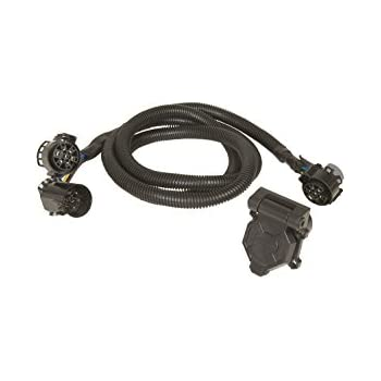 315EINwdsEL._SL500_AC_SS350_ amazon com hopkins 41157 endurance 5th wheel wiring kit automotive  at gsmportal.co