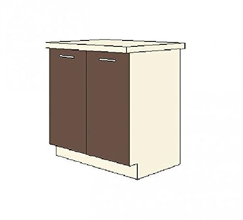 Küchen Unterschrank 60 Cm Für Das Modell ,,Mary 240 Eiche Chamonix
