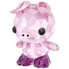 Swarovski Crystal Zodiac-Determined Pig Figurine 5302557
