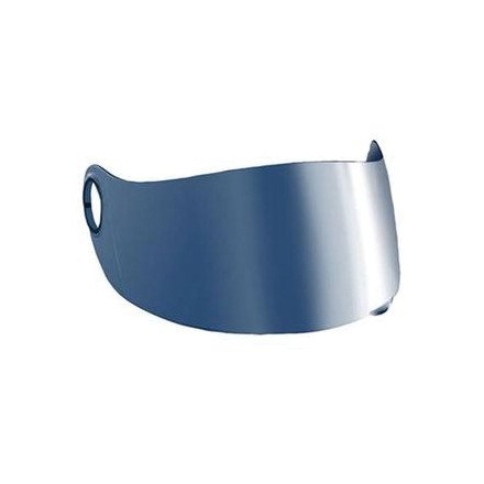 GMax Shield for GM28,38,39-39Y,48,58, and 68 Helmets - Single Lens/Blue Iridium