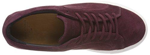 RepubliQ Mujer Rojo 25 Elpique Bordeaux Suede Royal Zapatillas Shoe para fdBfYqw