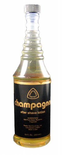 Master Well Comb After Shave Lotion Champagne 15 (Lotion Comb)