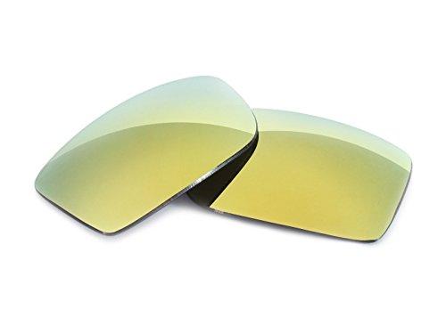 FUSE Fusion Mirror Tinted Lenses for Arnette Wrath - Wrath Arnette Sunglasses
