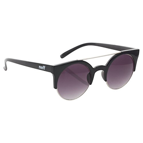 Neff Unisex Chip Sunglasses, Maroon, One Size Fits - Chip Maroon