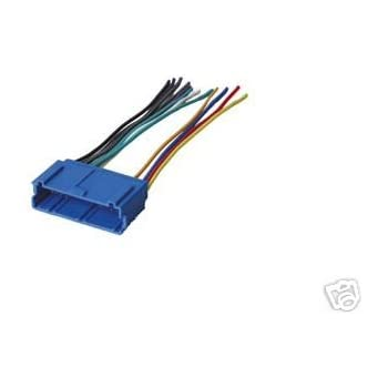Miraculous Amazon Com Stereo Wire Harness Cadillac Deville 94 95 1994 1995 Wiring Cloud Staixuggs Outletorg