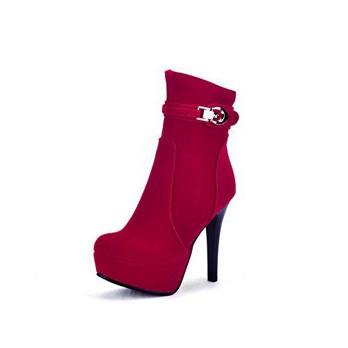 Red Chelsea Stivali Donna amp;n A 6B0Iq