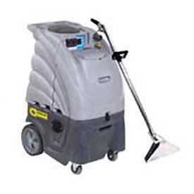12 Gallon Tank Carpet Extractor with Dual Vacuum Motors