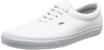 Vans Mens U ERA Tumble True White Size 7