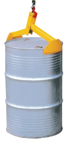 JLTC SDL500 Steel Drum Lifter, 1100 lbs Capacity, 18'' Length x 10'' Width x 8'' Height by JLTC (Image #2)