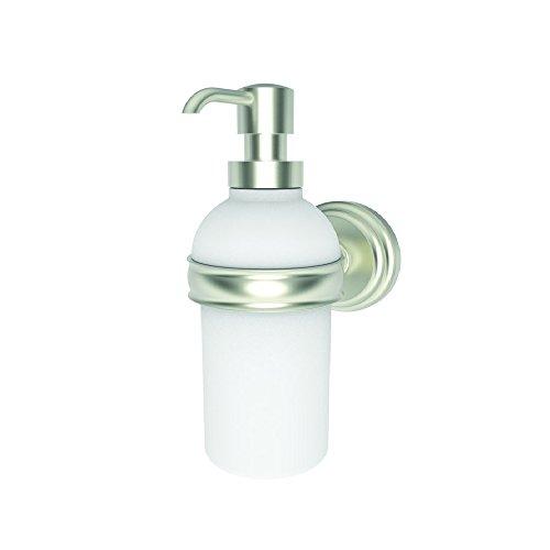Ginger 1114/SN Chelsea Soap/Lotion Dispenser, Satin - Ginger Series Chelsea