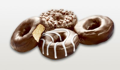 Entenmann's 8 pk. Ultimate Chocolate Lover's Variety Donuts (Chocolate Covered Donuts)