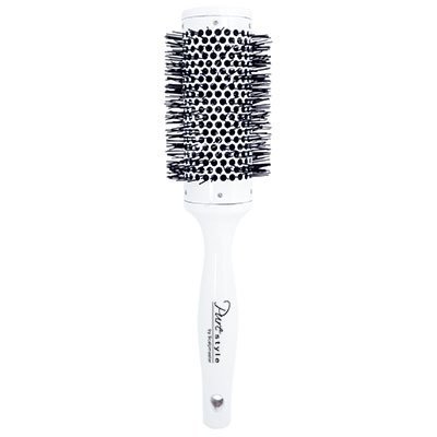 - 2 1/2 Ceramic Thermal Brush with Ionic Bristles by Scalpmaster