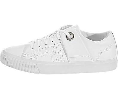 quality design 73eb5 77efd Amazon.com: Onitsuka Tiger Asics OK Basketball W White: Shoes