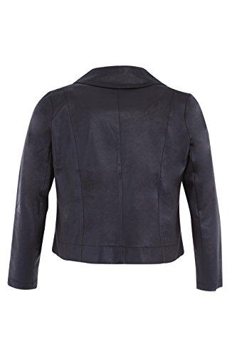 in Veste Vita France Taille Noir BK Grande Made 7SxXFq