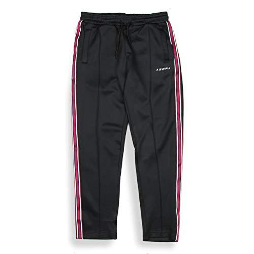 Noir Homme Agora Joggers Pants Pleated Tape PqxwZOg