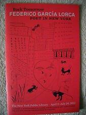 poet in new york lorca pdf