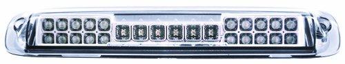 IPCW LED3-3039DC GMC Sierra/Chevrolet Silverado Crystal Clear Third Brake Light
