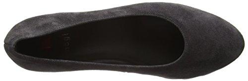 Högl Wedge, Zapatos de Tacón para Mujer Gris (6600 Grey)