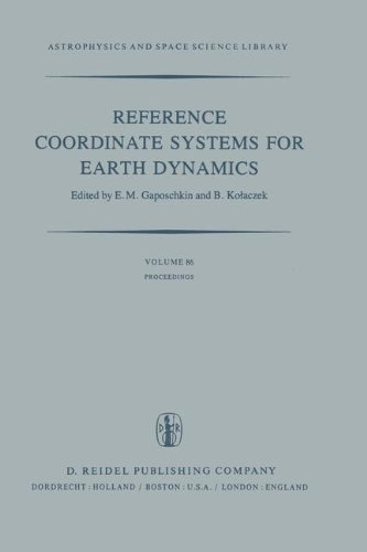 Reference Coordinate Systems for Earth Dynamics: Proceedings of the 56th Colloquium of the International Astronomical Un