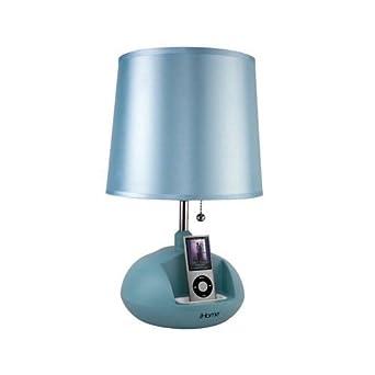 Ihome Speaker Lamp- Aqua - Desk Lamps - Amazon.com