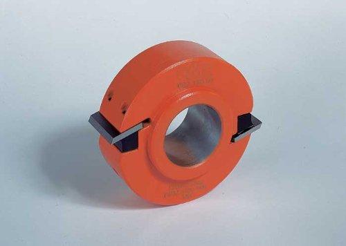 CMT 692.100.31 Universal Shaper Cutter Head, 4-Inch Diameter, 1-1/4-Inch Bore by CMT