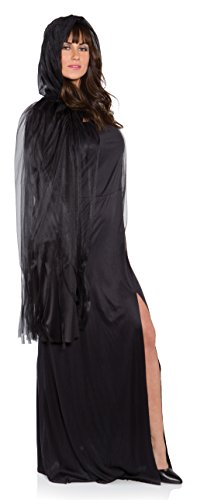 Women's Mid Length Tulle Ghost