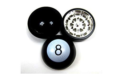 Herb Grinder, Round: 8-Ball
