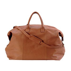 Royce Leather Business Bags (Royce Leather Luxury Luggage Handmade in Leather Duffel Bag, Tan, One Size)